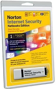Norton Internet Security Netbook Edition 2009 USB - 1 User, 1PC (PC)