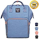 Best Diaper Backpacks - [New Arrival] Diaper Bag Backpack by Lmeison, Fashion Review