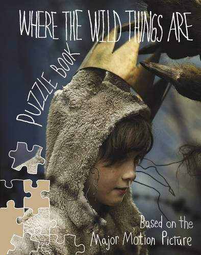 Where The Wild Things Are – Jigsaw Puzzle Book