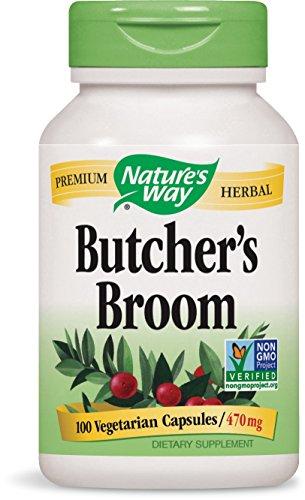 Nature's Way Butcher's Broom Root (1x100 Cap)