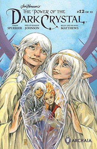 Jim Henson's The Power of the Dark Crystal #12 (of 12) (English Edition) (Kelly Henson)