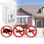 qtimber Pest eProtect Insect & Mouse Repeller 6 x 19 x 14 cm max 1000 characters 5