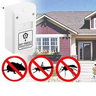 qtimber Pest eProtect Insect & Mouse Repeller 6 x 19 x 14 cm max 1000 characters 14