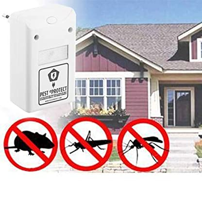 qtimber Pest eProtect Insect & Mouse Repeller 6 x 19 x 14 cm max 1000 characters 1