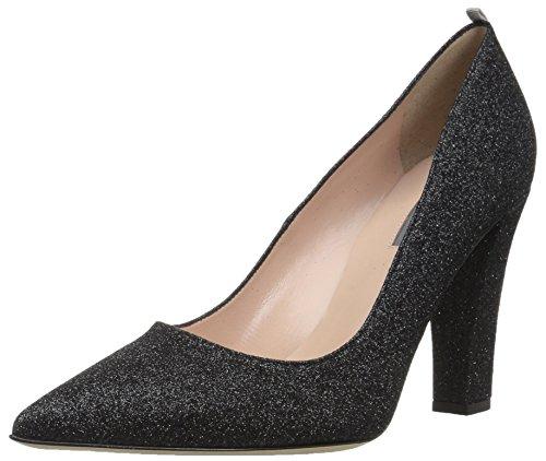 SJP by Sarah Jessica Parker Fawn, Zapatos de Tacón para Mujer, Verde (Highlighter Green Suede), 35 EU