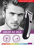 Best Home Hair Clippers - Adler AD 2813 Black Hair Clipper, Multicolour Review