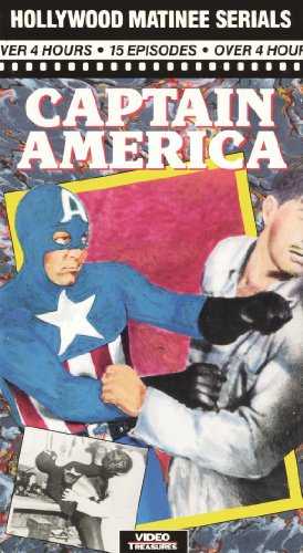 Preisvergleich Produktbild Captain America [VHS]