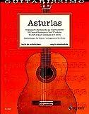Asturias - 55 chefs-d'œuvre classiques de 5 siècles légèrement à moyennement - Gamme : Guitarissimo