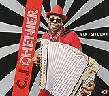Songtexte von C.J. Chenier - Can't Sit Down