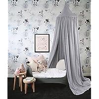 Baibu Deko Betthimmel Bettvorhang für Kinder,Moskitonetze Baldachin für Bett im Zimmer