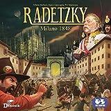 machebelcarrello Radetzky Milano 1848 Gioco da Tavolo,, 8.03406E+12