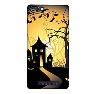 Lava A72 Designer Soft Case Back Cover By Fasheen
