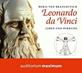 Leonardo da Vinci, 1 Audio-CD - Boris Brauchitsch