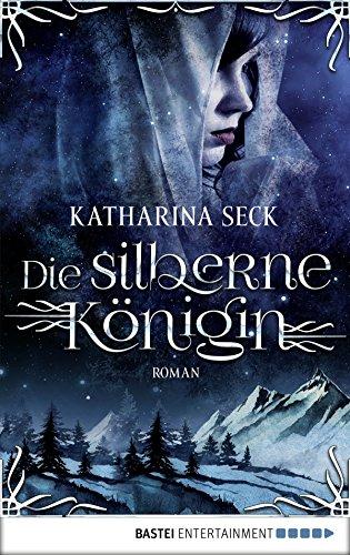 Die silberne Königin: Roman - Feuer-magie-cover
