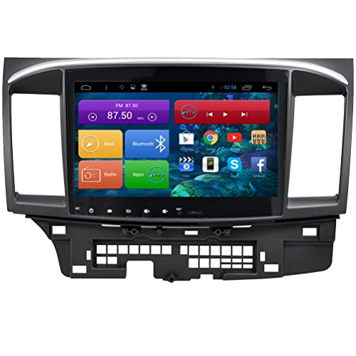 Top Navi 10.1inch 1024*600 Android 4.4.4 Car PC Player for