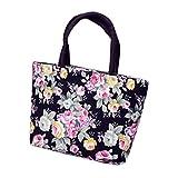 Handbag, Familizo Ladies Tote Printing Canvas Shopping Handbag