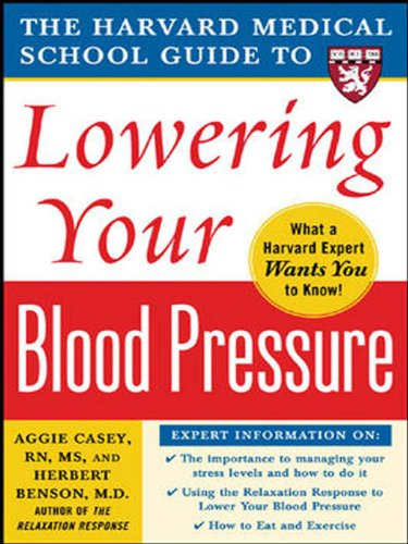 Harvard Medical School Guide to Lowering Your Blood Pressure (Harvard Medical School Guides) (English Edition)