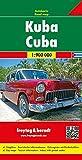 Kuba, Autokarte 1:900.000: Wegenkaart 1:900 000 (freytag & berndt Auto + Freizeitkarten) -