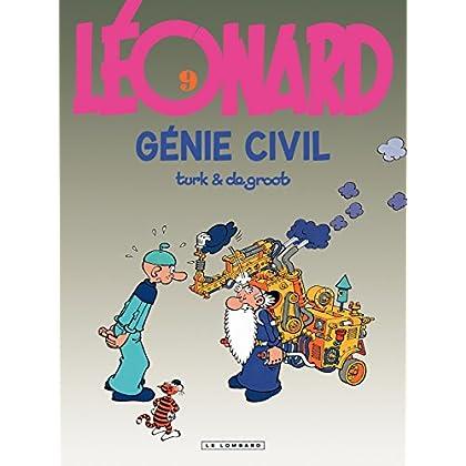 Léonard - tome 09 - Génie civil