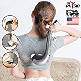 #7: Dr Trust Physio (Usa) Powerful Double Head Body Massager Electric Hammer Pro For Pain Relief