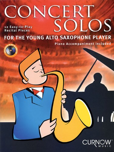 Concert Solos for the Young Alto Saxophone Player