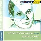 Schutz, H.: Vocal Music (1953-1959)