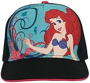 Disney Princess The Little Mermaid Ariel Casquette Snapback Réglable