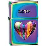 Zippo 60001509 Mosaic Heart Briquet Laiton Spectrum 3,5 x 1 x 5,5 cm