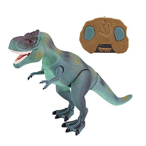 g, Gehendes Modell der Infrarotfernsteuerungs mit hellem Ton (Ferngesteuerte Dinosaurier)