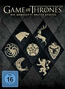 Game of Thrones Staffel 3 (Digipack) (exklusiv bei Amazon.de) [Limited Edition]