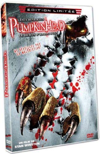 Pumpkinhead : le démon d'halloween [FR Import]