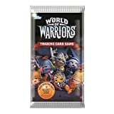 World Of Warriors - Trading Card Packet by Topps