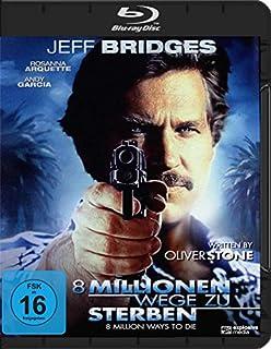 8 Millionen Wege zu Sterben [Blu-ray]