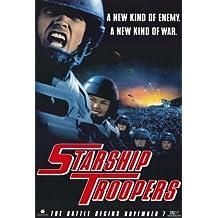 Póster 'Starship Troopers (Las brigadas del espacio)', Tamaño: 102 x 69 cm