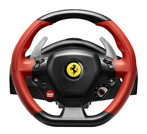 Lenkrad TM Ferrari 458 Spider Racing Wheel