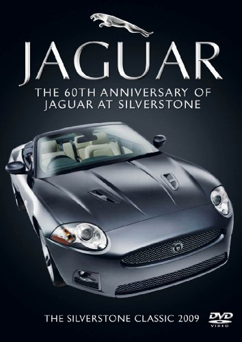 Jaguar - The 60th Anniversary Silverstone Classic DVD NEW-KOSTENLOSE LIEFERUNG