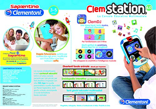 Clementoni Clemstation 6.0,, 16612