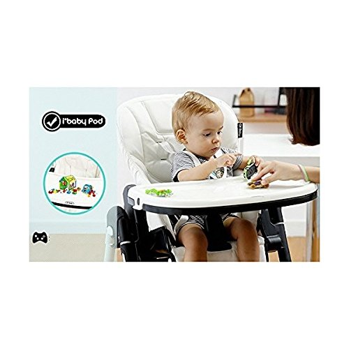 Imagen para Star Ibaby Pod Giraffe - Trona para bebes reclinable