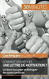 Telecharger Livres Comment bien rediger une lettre de motivation Les bons trucs pour se distinguer des autres candidats (PDF,EPUB,MOBI) gratuits en Francaise