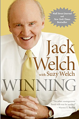 Winning: The Ultimate Business How-To Book por Jack Welch