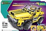 Auto R/C 8003gelb Fernbedienung zu bauen 443PCS