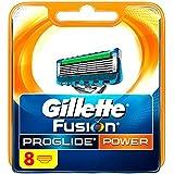 Gilette Fusion ProGlide Power Pack de 8 lames de rasoir
