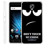 Cmid BLU Vivo XL 2 Case, Slim Shockproof TPU Rubber Gel
