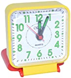 #2: Orpat Beep Alarm Clock (Yellow, TBB-157)