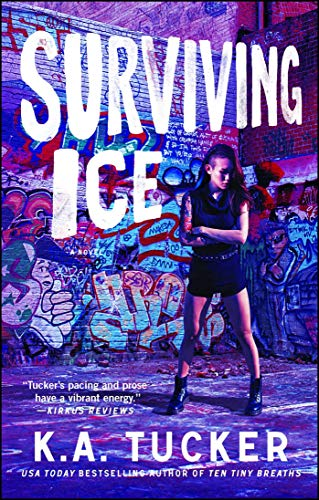 Surviving Ice: A Novel (The Burying Water Series Book 4) (English Edition)