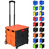 Amazon.de: Einkaufstrolleys - Einkaufskörbe & -taschen