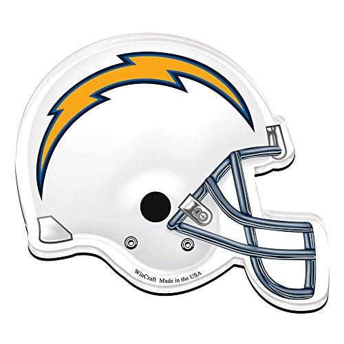 WinCraft NFL LOS ANGELES CHARGERS Premium Magnet Philip Rivers Nfl Jersey
