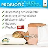 Orthopädisches Nackenstützkissen – Probiotic Argentum - 3