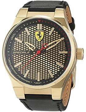 Scuderia Ferrari Herren-Armbanduhr Datum Klassisch Quarz 830415