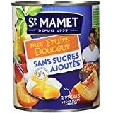 SAINT MAMET Mes Fruits Douceur - Lot de 3